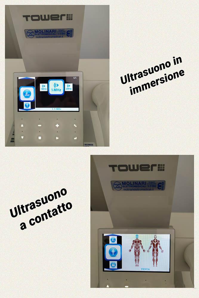 Ultrasuono Studio Fisioterapico Dott.ssa Elena Martinelli